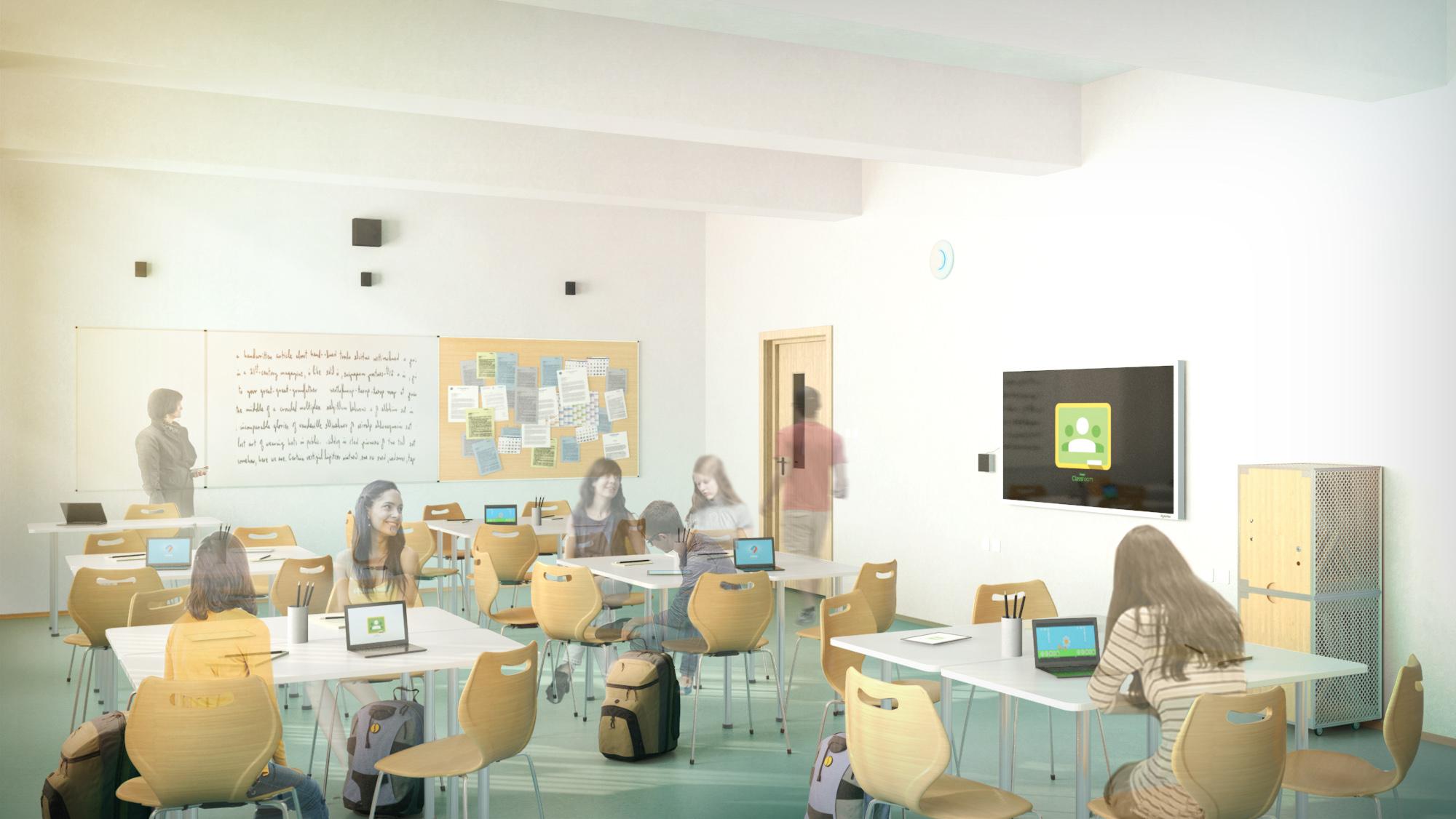 ПОКАНА: представяне на Креативна класна стая™