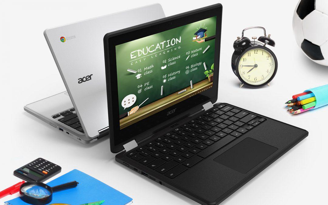 ПОКАНА: Chromebook – устройството за учене